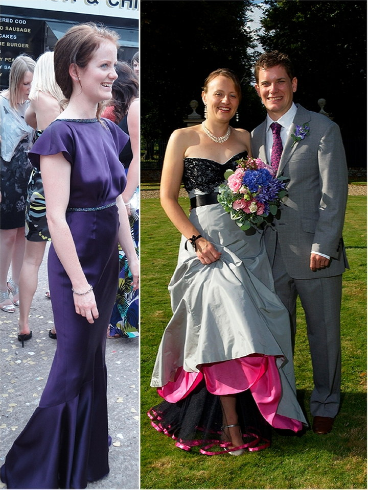 Allbone And Trimit Custom Made Wedding Dresses That Can