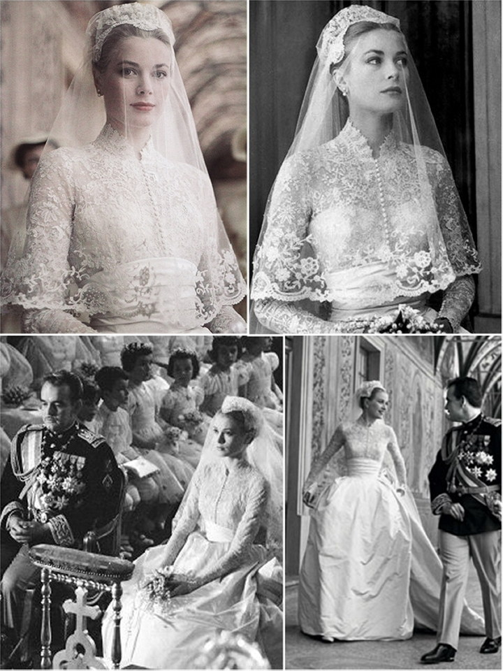 Iconic Wedding Dresses Of The 50s The Wedding Secret