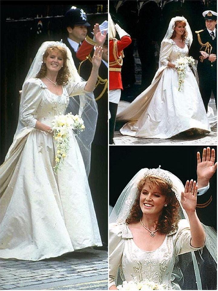 Simple Wedding Dress Man : Wedding history andrew edward charles and camilla a royal