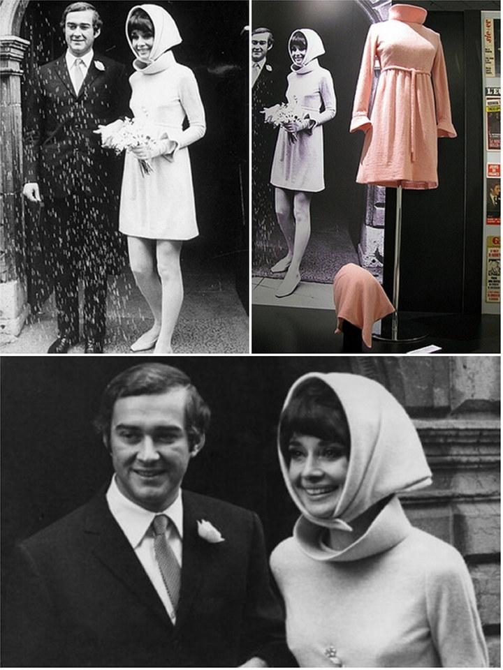 Iconic Wedding Dresses Audrey Hepburn Part 2 The