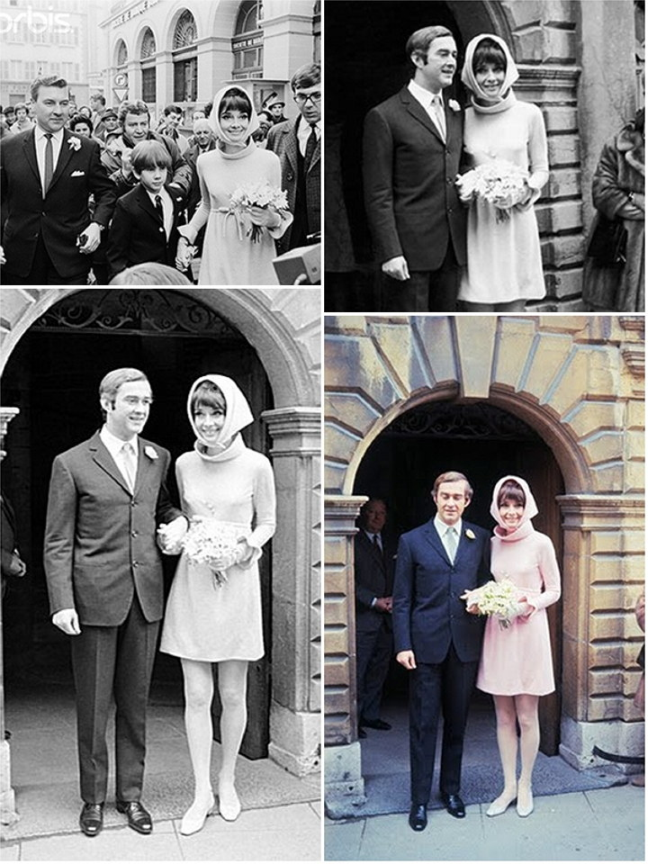 Iconic Wedding Dresses Audrey Hepburn Part 2