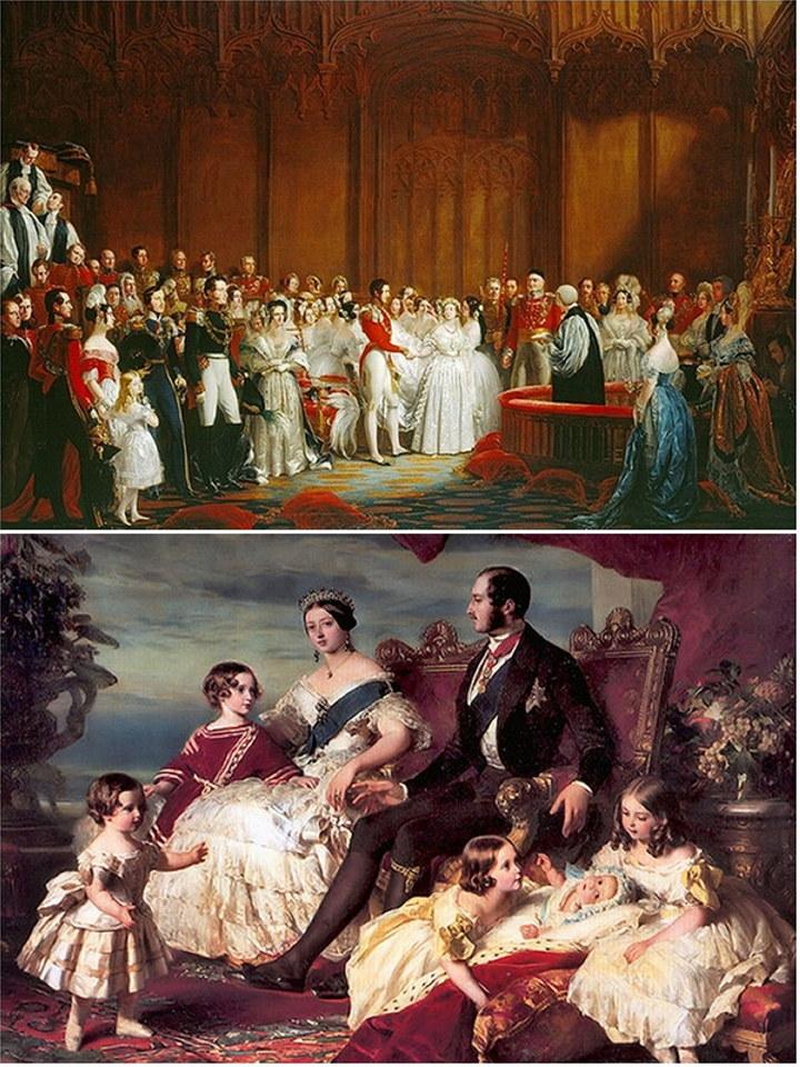 Celebrity Weddings Queen Victoria The Wedding Secret