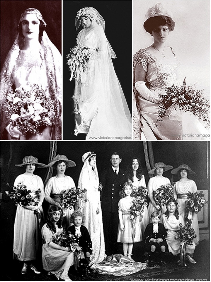 Edwardian Wedding Gowns The Wedding Secret Magazine