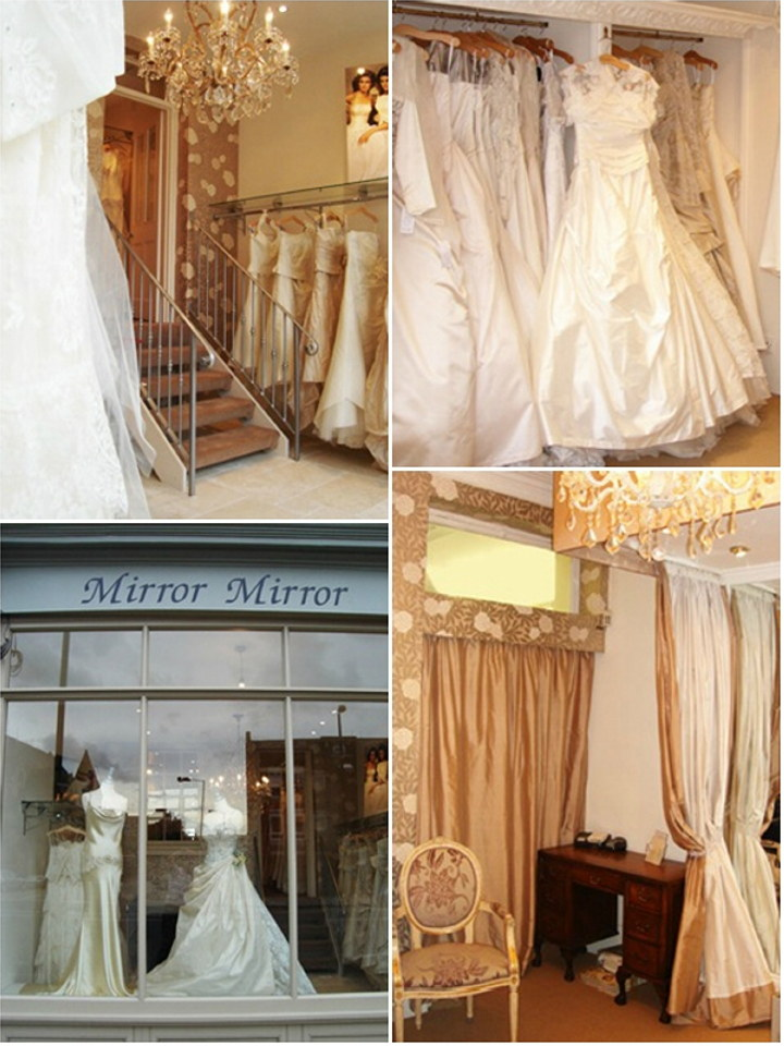 featured bridal boutique mirror mirror bridal the wedding secret