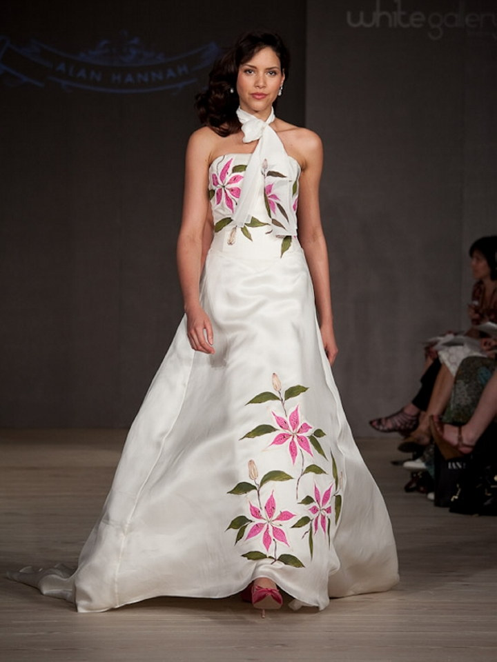 Funky wedding dresses uk pictures