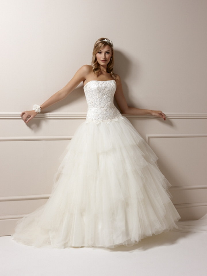 Featured Wedding Dress Designer Kate Sherford