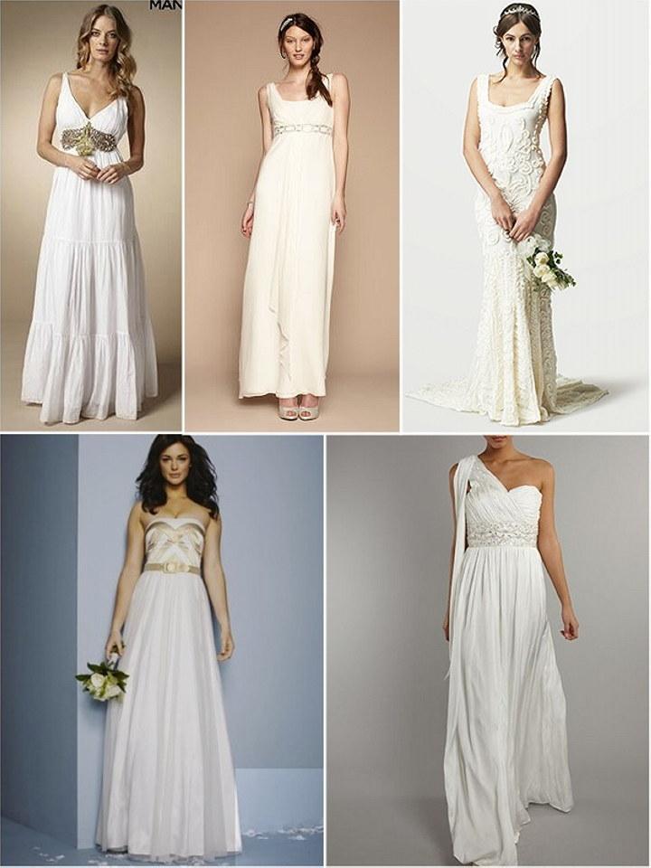 Best Wedding Dresses High Street : Top high street wedding dresses the secret