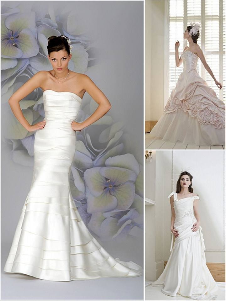 Designer gowns and accessories hand in hand with supreme for Amazon designer wedding dresses