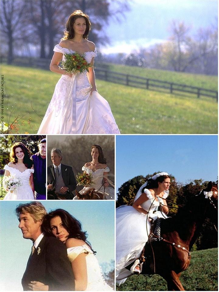 Runaway Bride Dress Designer
