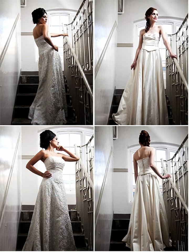Alternative Wedding Dresses Bristol : Fairtrade sustainable bridalwear tammam the wedding