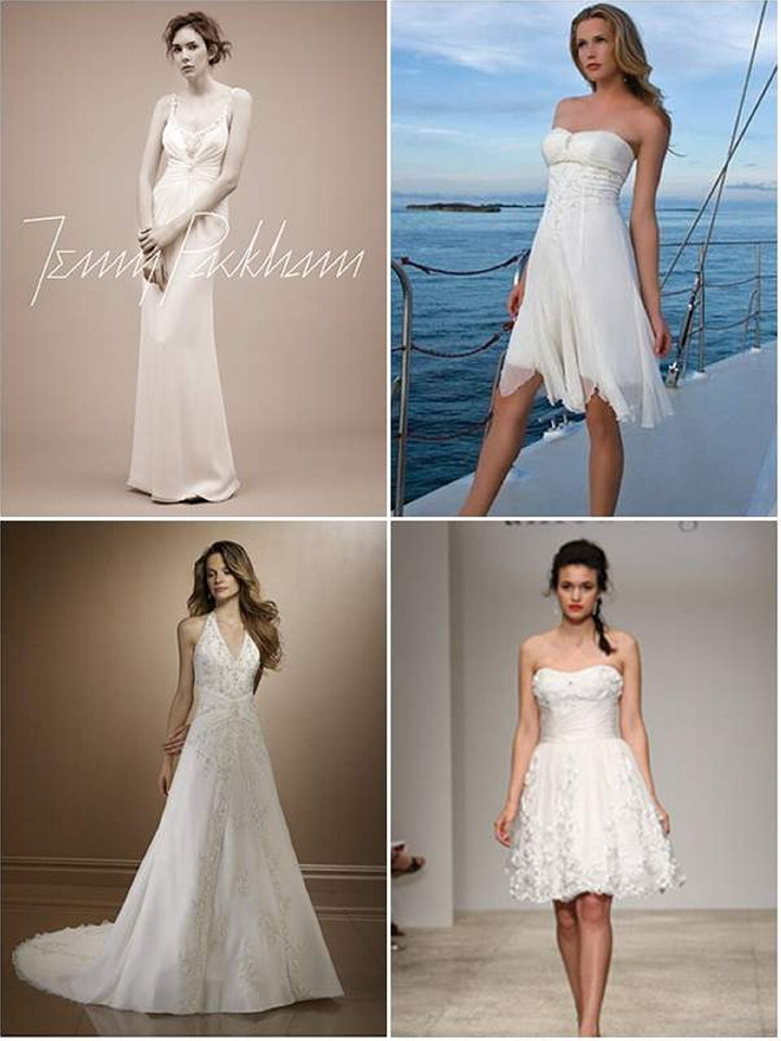 Wedding dress secret style guide summer wedding dresses for Best dresses for summer wedding