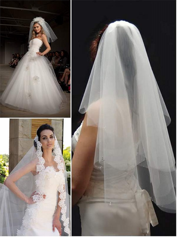 Wedding Dress Secret Style Guide Wedding Veils